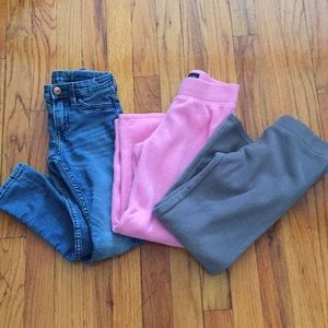 Other - Bundle of pants for girls